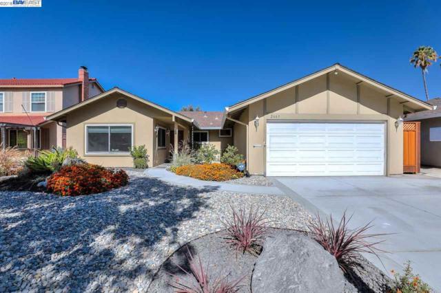 2663 Mosswood Dr, San Jose, CA 95132 (#BE40839400) :: Strock Real Estate