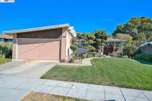 49 Gresel St, Hayward, CA 94544 (#BE40839422) :: Strock Real Estate