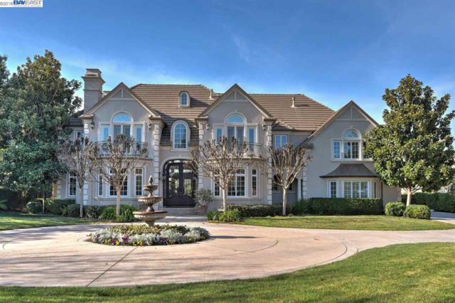 3122 Conti Ct, Pleasanton, CA 94566 (#BE40839428) :: The Kulda Real Estate Group