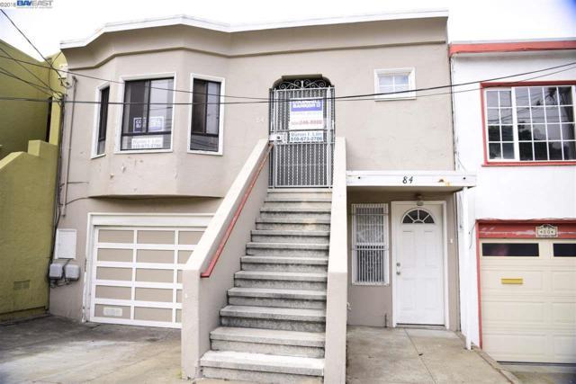 84 Risel Ave, Daly City, CA 94014 (#BE40839454) :: Brett Jennings Real Estate Experts