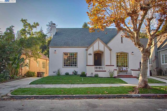 1386 Trestle Glen Rd, Oakland, CA 94610 (#BE40839467) :: Strock Real Estate