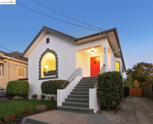 679 60Th St, Oakland, CA 94609 (#EB40839559) :: The Kulda Real Estate Group