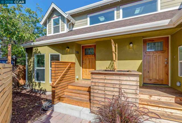 1162 63rd Street, Oakland, CA 94806 (#CC40839741) :: The Kulda Real Estate Group