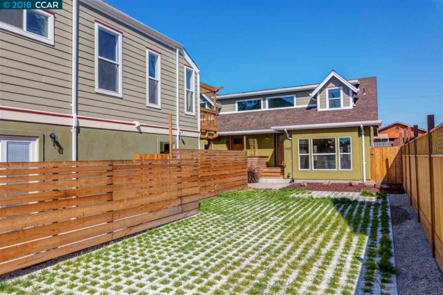 1162 63rd Street, Oakland, CA 94608 (#CC40839742) :: The Kulda Real Estate Group