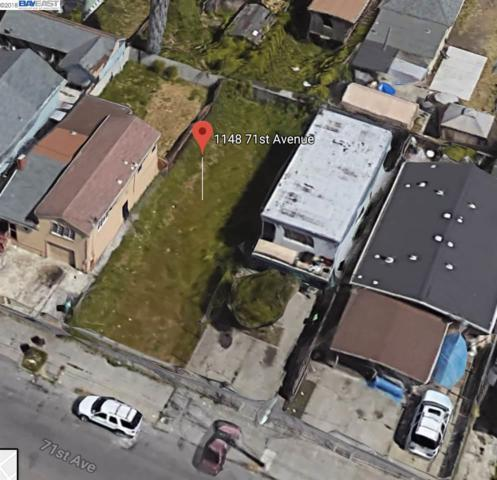 1148 71St Ave, Oakland, CA 94621 (#BE40839854) :: The Gilmartin Group