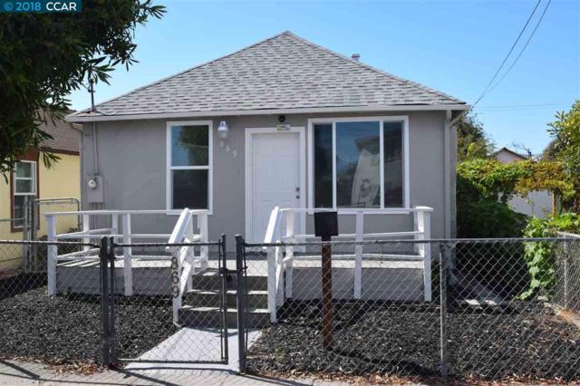 869 8Th St, Richmond, CA 94801 (#CC40839968) :: The Warfel Gardin Group
