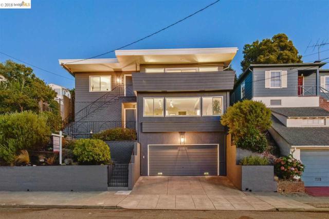 316 Modoc Ave, Oakland, CA 94618 (#EB40839993) :: Strock Real Estate