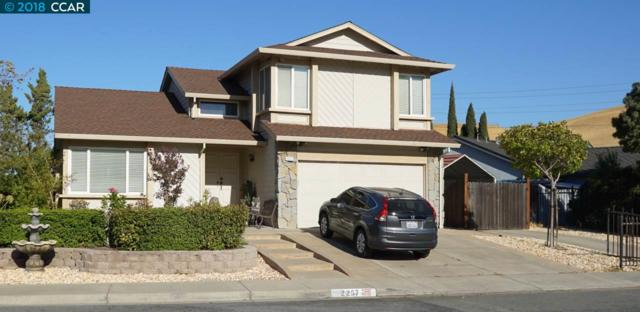 2257 Mount Whitney Dr, Pittsburg, CA 94565 (#CC40840176) :: Julie Davis Sells Homes