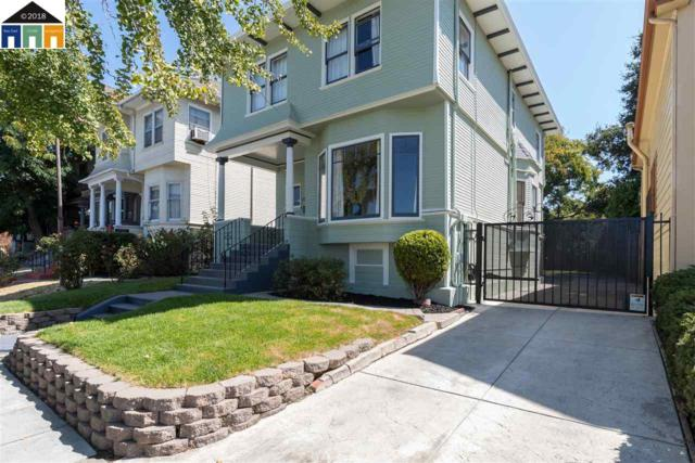 1508 Magnolia, Oakland, CA 94607 (#MR40840313) :: von Kaenel Real Estate Group