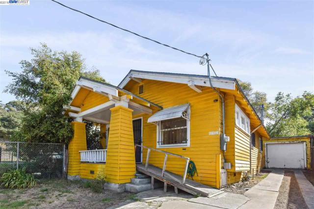 2828 25Th Ave, Oakland, CA 94601 (#BE40840436) :: The Kulda Real Estate Group