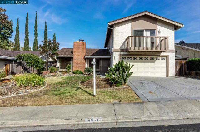4481 Sheepberry Ct., Concord, CA 94521 (#CC40840459) :: The Kulda Real Estate Group