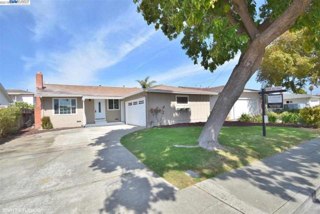 1825 Lanier Ave, San Leandro, CA 94579 (#BE40840516) :: The Warfel Gardin Group