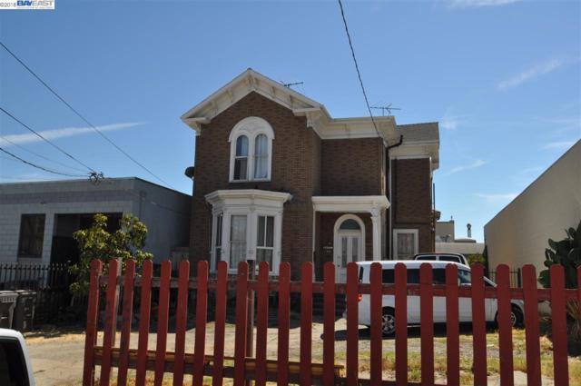 925 E 11Th St, Oakland, CA 94606 (#BE40840570) :: The Warfel Gardin Group