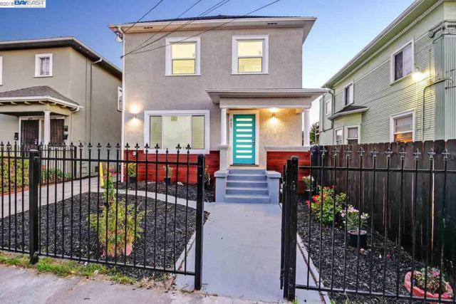 865 34TH ST, Oakland, CA 94608 (#BE40840584) :: The Gilmartin Group