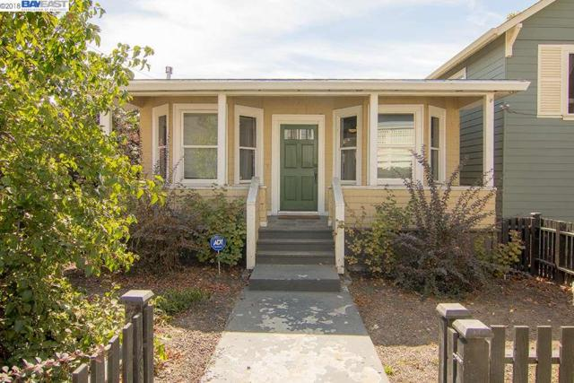 859 32nd St, Oakland, CA 94608 (#BE40840618) :: von Kaenel Real Estate Group