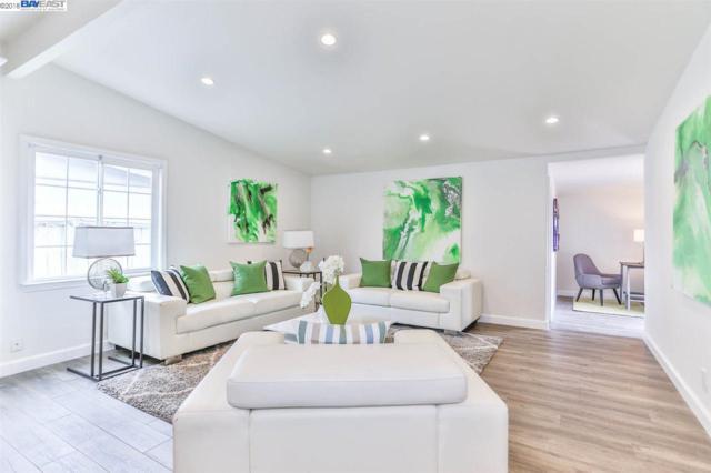 775 Beryl Place, Hayward, CA 94544 (#BE40840619) :: The Kulda Real Estate Group