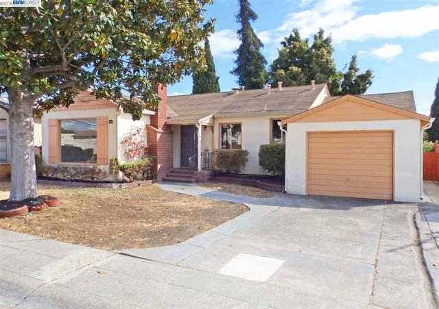 1312 Advent Ave, San Leandro, CA 94579 (#BE40840665) :: The Warfel Gardin Group