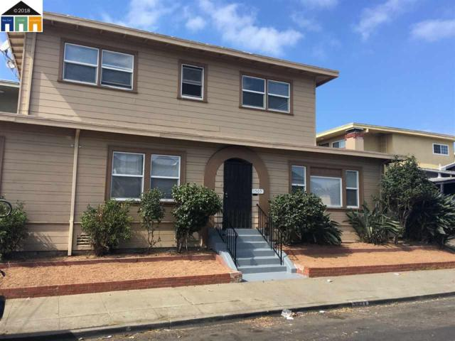 1505 Mitchell St, Oakland, CA 94601 (#MR40840791) :: The Gilmartin Group