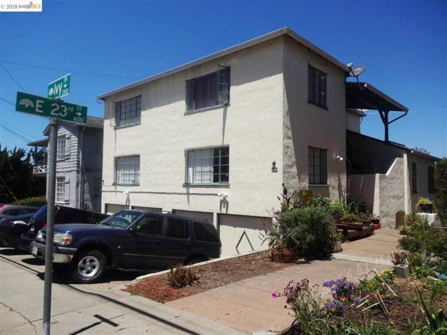 2247 Ivy Drive, Oakland, CA 94606 (#EB40840916) :: Strock Real Estate