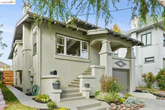 408 63rd St, Oakland, CA 94609 (#EB40841049) :: von Kaenel Real Estate Group