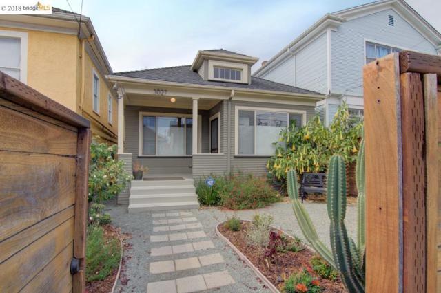 3027 Magnolia Street, Oakland, CA 94608 (#EB40841063) :: The Gilmartin Group