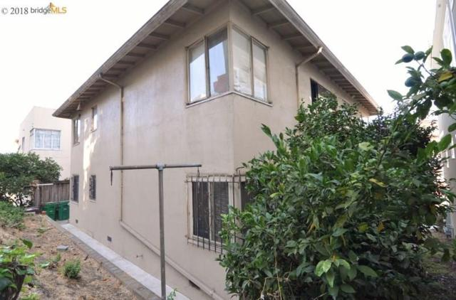 2460 Park Blvd, Oakland, CA 94606 (#EB40841094) :: Strock Real Estate