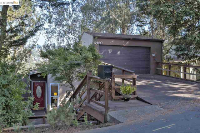 6480 Farallon Way, Oakland, CA 94611 (#EB40841266) :: The Kulda Real Estate Group