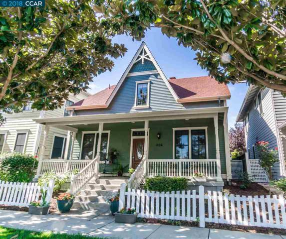 1226 Taraya Terrace, Hercules, CA 94547 (#CC40841286) :: The Goss Real Estate Group, Keller Williams Bay Area Estates