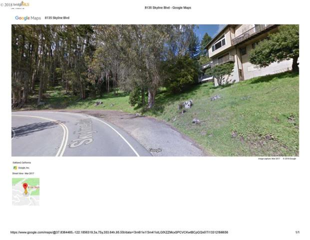 8156 Skyline Blvd, Oakland, CA 94611 (#EB40841346) :: The Gilmartin Group