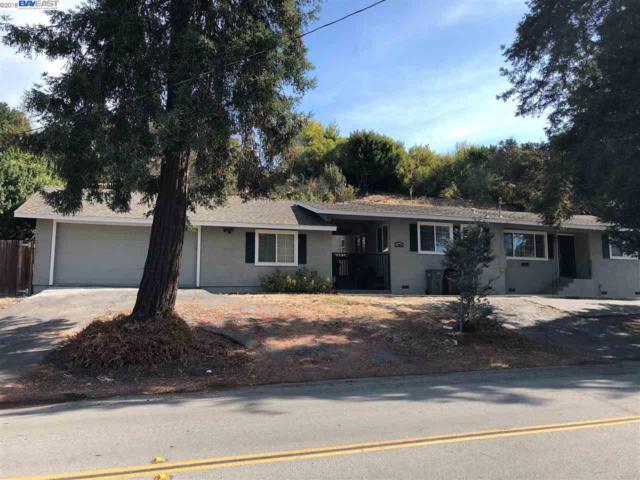 20952 Birch St, Hayward, CA 94541 (#BE40841445) :: The Kulda Real Estate Group