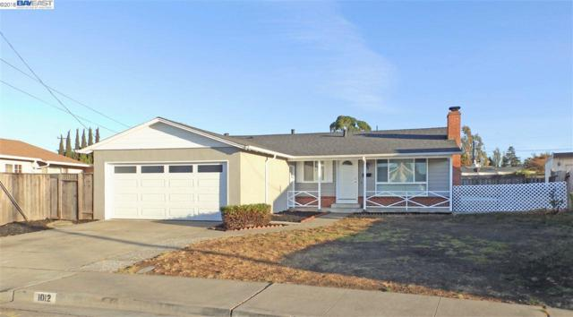 1012 Marquette Way, San Leandro, CA 94579 (#BE40841526) :: The Warfel Gardin Group