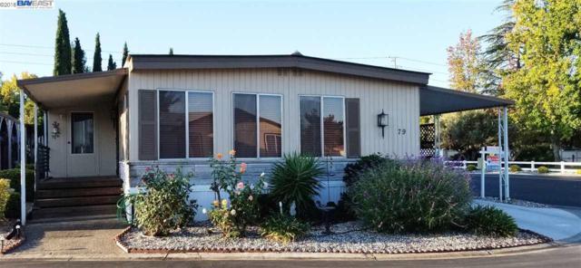 3263 Vineyard Ave., #79, Pleasanton, CA 94566 (#BE40841569) :: The Warfel Gardin Group