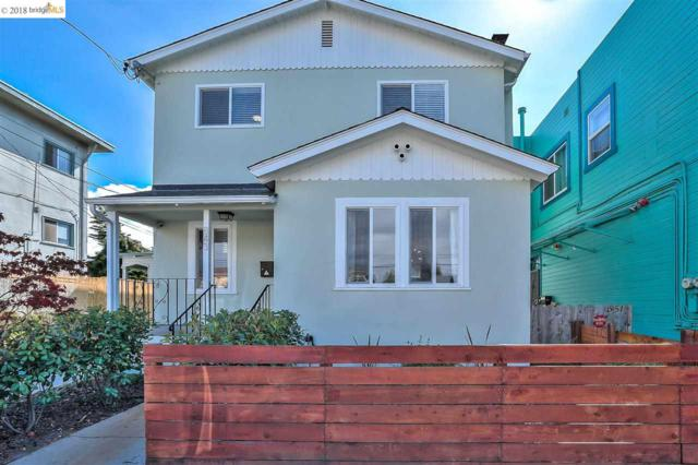 843 40th Street, Oakland, CA 94608 (#EB40841748) :: The Kulda Real Estate Group
