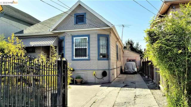 1579 36Th Ave, Oakland, CA 94601 (#EB40841751) :: The Gilmartin Group