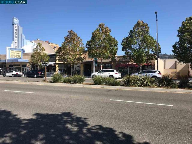 10046 San Pablo Ave, El Cerrito, CA 94530 (#CC40841910) :: The Goss Real Estate Group, Keller Williams Bay Area Estates