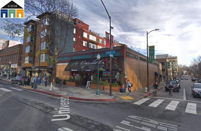 2000 University Avenue, Berkeley, CA 94704 (#MR40841935) :: The Gilmartin Group