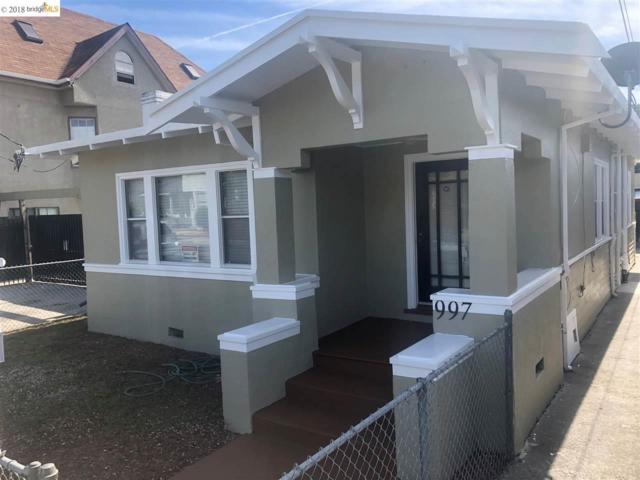 997 55Th St, Oakland, CA 94608 (#EB40841985) :: The Goss Real Estate Group, Keller Williams Bay Area Estates