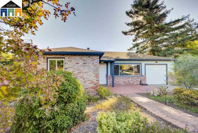 1086 Mitchell Way, El Sobrante, CA 94803 (#MR40842048) :: Strock Real Estate