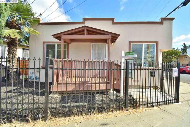 6736 Macarthur Blvd, Oakland, CA 94605 (#BE40842084) :: Julie Davis Sells Homes