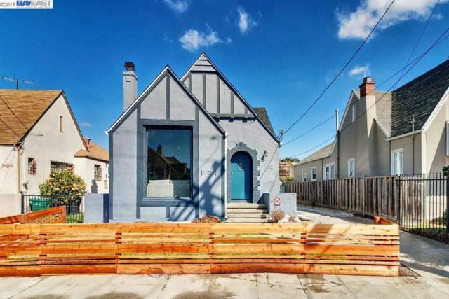 7632 Holly St, Oakland, CA 94621 (#BE40842120) :: Julie Davis Sells Homes
