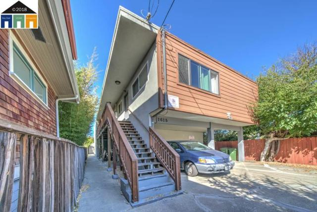 1615 Parker Street, Berkeley, CA 94703 (#MR40842180) :: Strock Real Estate
