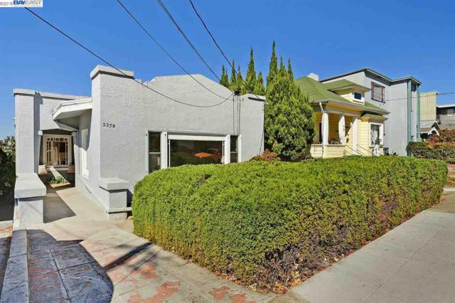 5359 Broadway, Oakland, CA 94618 (#BE40842218) :: The Goss Real Estate Group, Keller Williams Bay Area Estates