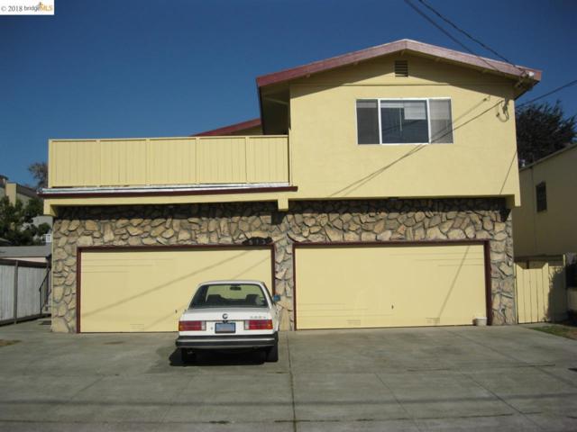 512 Kearney St., El Cerrito, CA 94530 (#EB40842223) :: The Kulda Real Estate Group