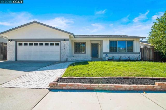 495 Junipero St, Pleasanton, CA 94566 (#CC40842300) :: The Kulda Real Estate Group