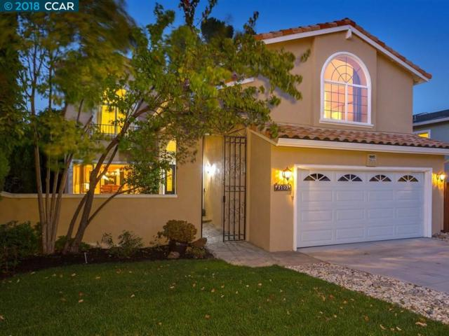 2103 Spring Lake Dr, Martinez, CA 94553 (#CC40842377) :: The Goss Real Estate Group, Keller Williams Bay Area Estates