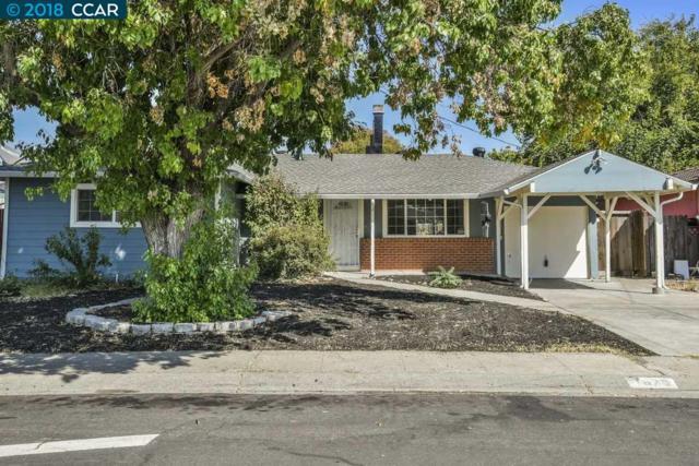 1370 Evergreen Dr, Concord, CA 94520 (#CC40842388) :: Julie Davis Sells Homes