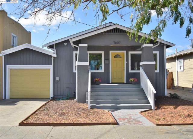7607 Hillside Street, Oakland, CA 94605 (#BE40842481) :: The Goss Real Estate Group, Keller Williams Bay Area Estates