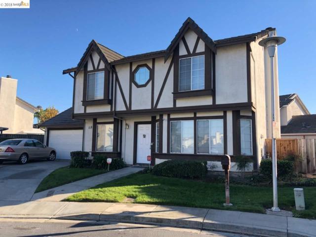 5468 Dekker Ter, Fremont, CA 94555 (#EB40842523) :: Julie Davis Sells Homes