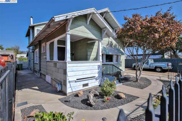 4114 E 15Th St, Oakland, CA 94601 (#BE40842556) :: The Gilmartin Group