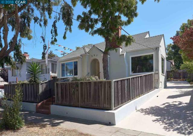 582 Key Blvd, Richmond, CA 94805 (#CC40842626) :: The Kulda Real Estate Group